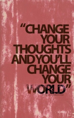 Troost 10F change your thoughts and you change your world