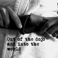 out of the dojo into the world