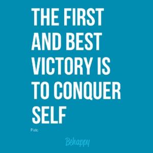 persoonlijke overwinning