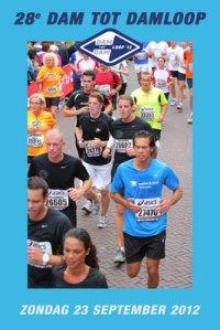 youri swart damloop2012