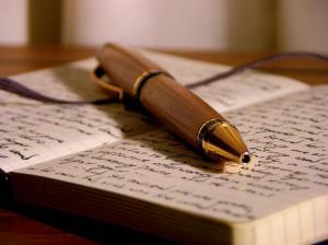 1 minuut schrijven per dag