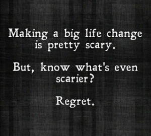 grote levensverandering