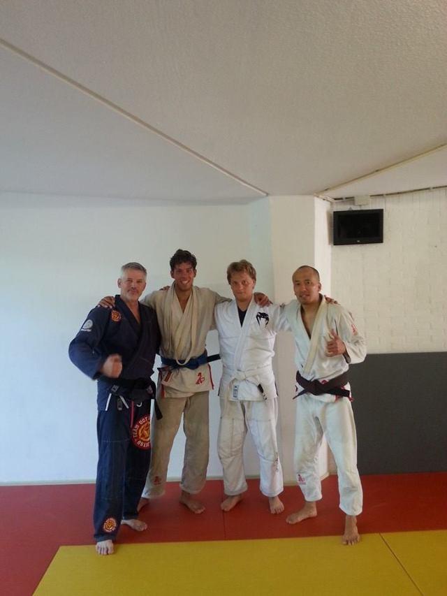 Brazilliaans Jiu Jitsu Lelystad