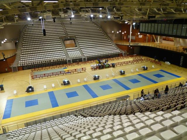 Braziliaans Jiu Jitsu (BJJ) Flevo Open 2014 in Almere.