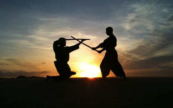 Zelfvertrowuen door vechtsport