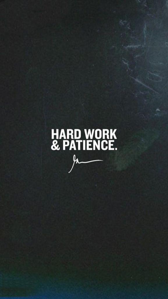 hard werken en geduld hebben Garry Vee