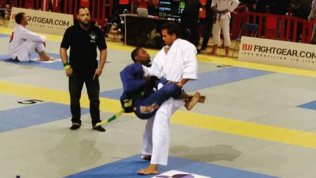 youri swart bjj flevo open 2017 in Almere