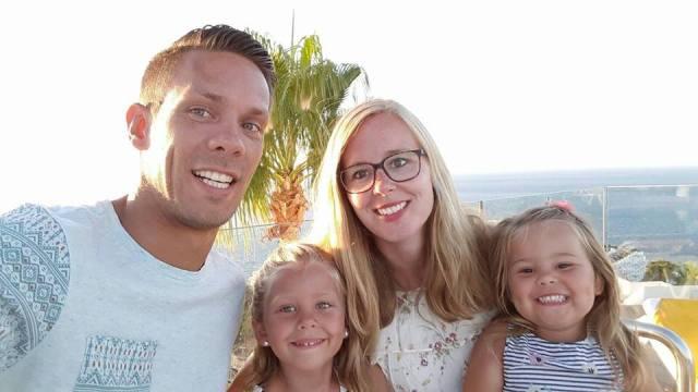 gezin vakantie 2017