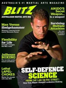 PDR SPEAR training Tony Blauwer