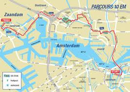 Parcour damloop 2018